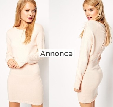 ASOS Co-ord Jumper In Mohair With Button Back