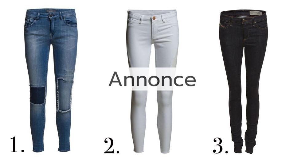 bukser med huller til piger