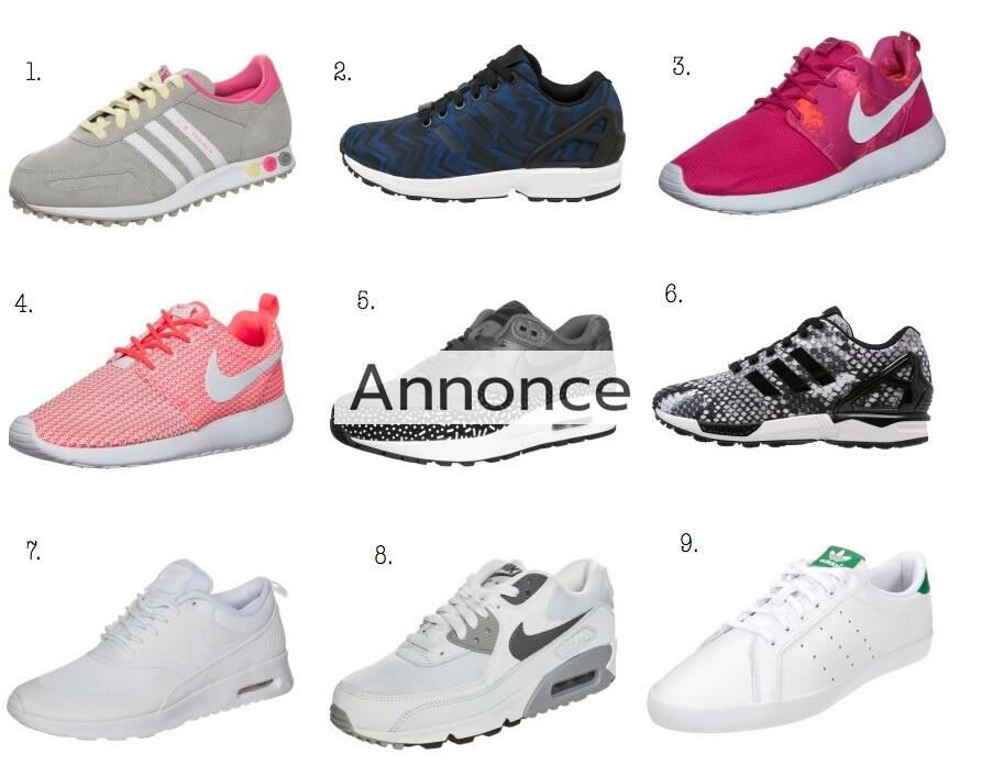 billige sko til kvinder.