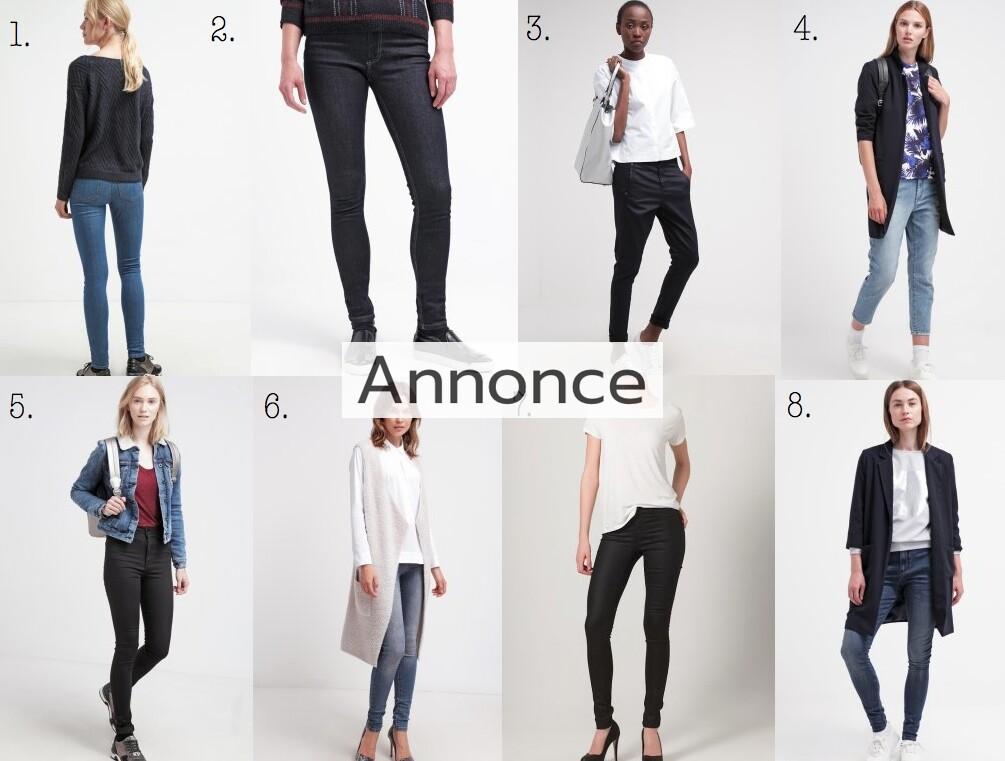 fiveunits jeans bukser online tilbud udsalg kvinder
