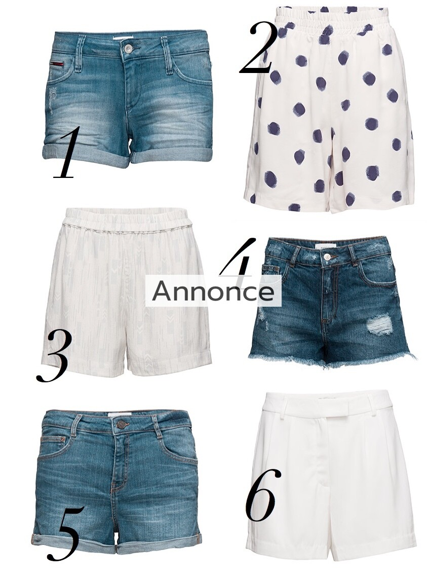 Billige shorts til kvinder - Shop shorts til sommeren
