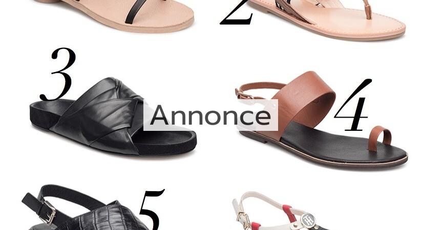 sandaler på udsalg