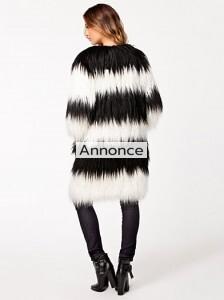 DIESEL ARYE OVERCOAT frakker til store kvinder frakke oversize