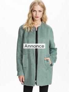 VERO MODA EXPERT JACKET oversize frakke store frakker til kvinder