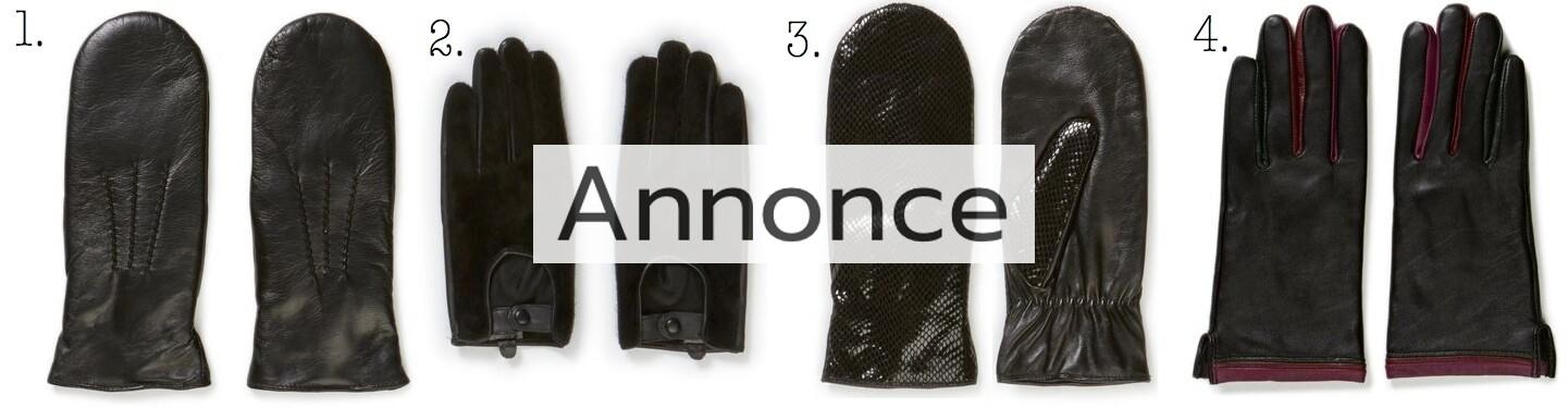 handsker med varme