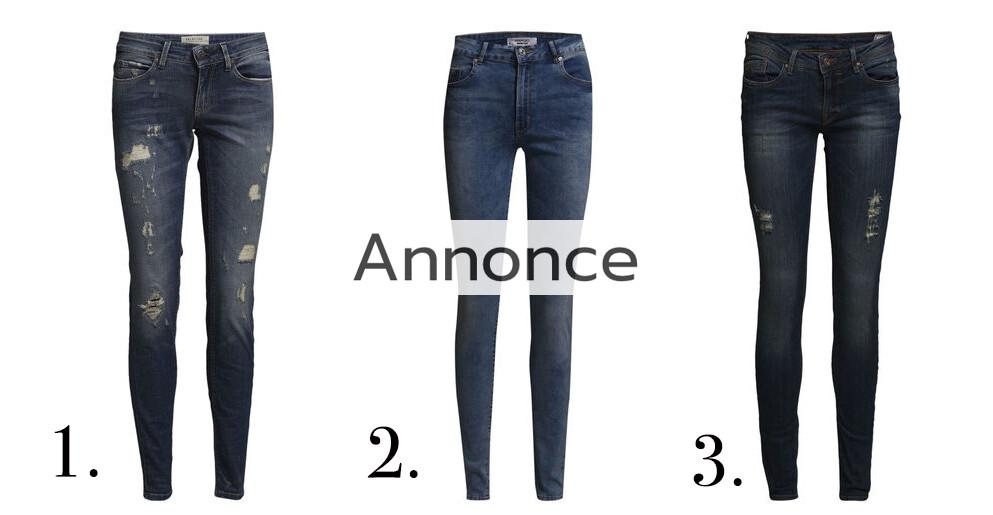 jeans med huller udsalg modetendenser til kvinder