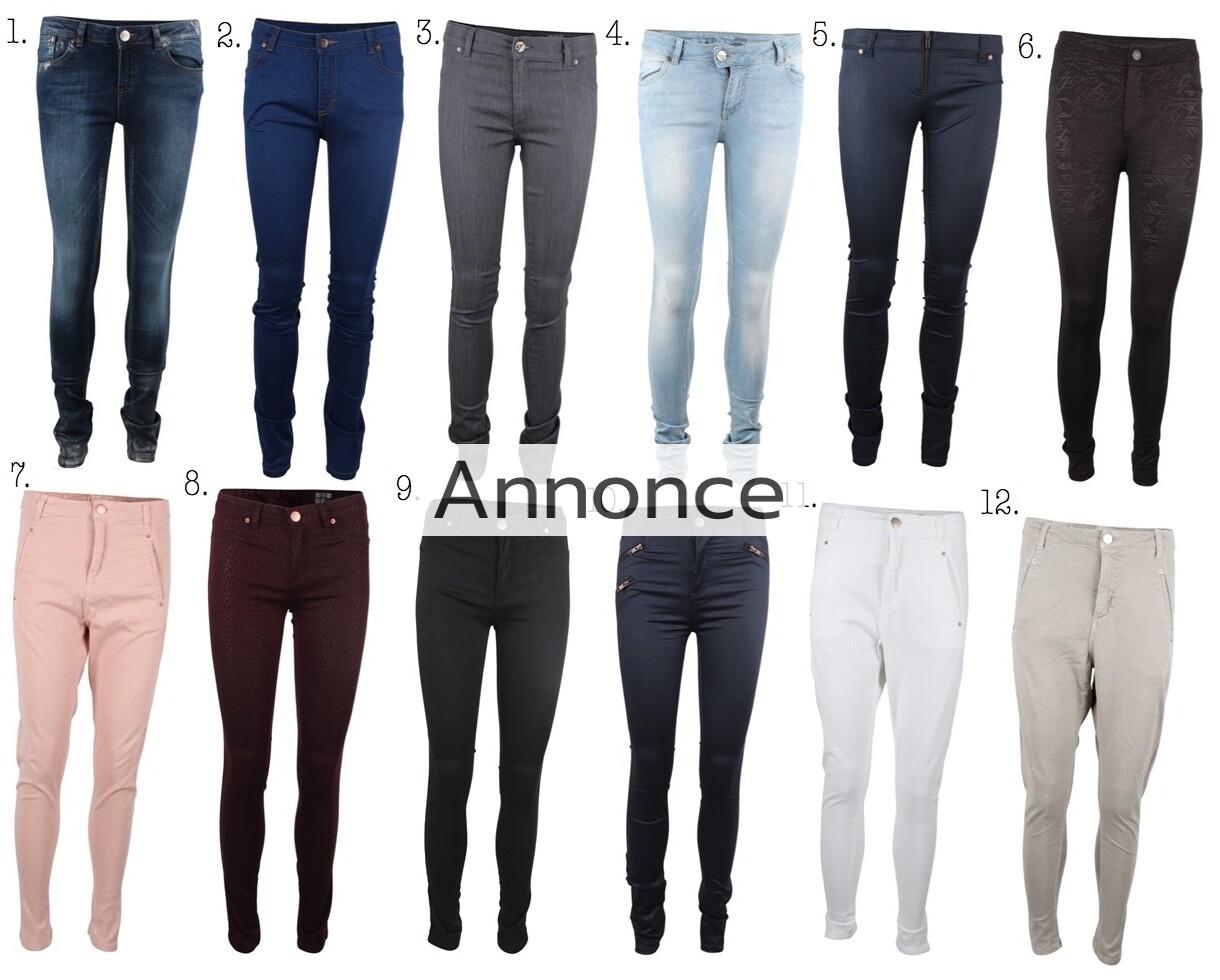 jeans fiveunits forhandler penelope udsalg rabat five units