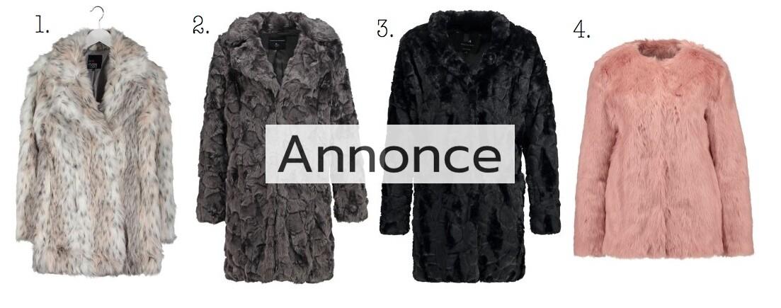0798862d Favorit Pelsjakker til kvinder - Køb de nyeste trends til gode priser RR77