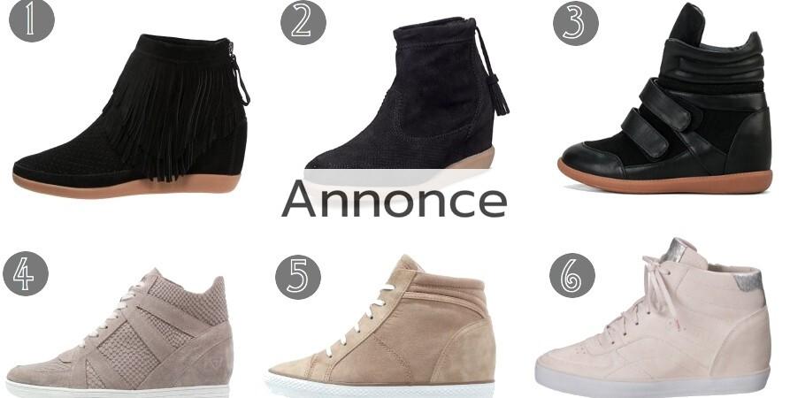 mode støvler 2016