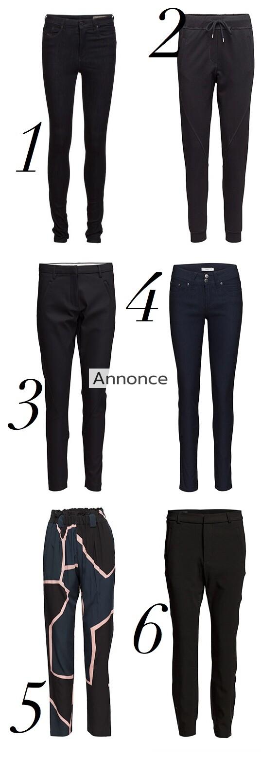 bukser til kvinder dame damer unge jeans stine goya tilbud udsalg