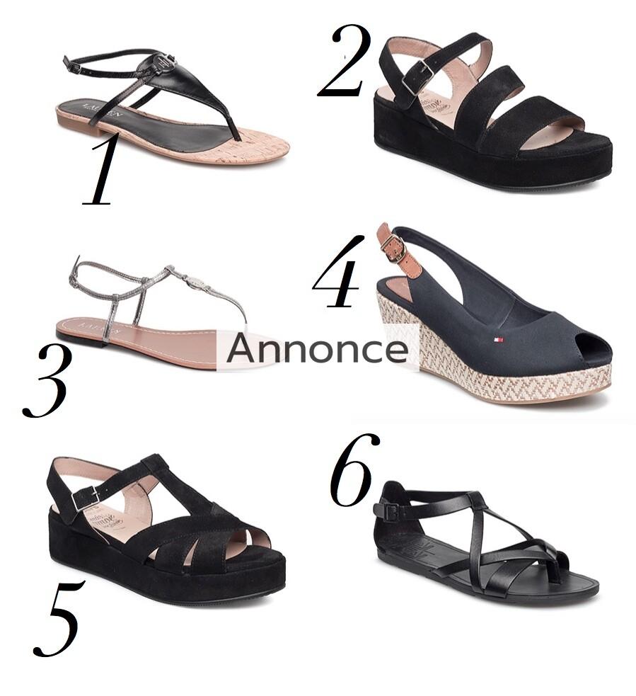 sandaler kvinder 2016